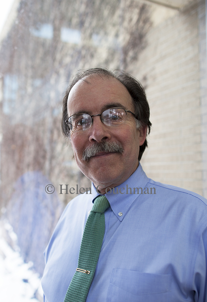 Joe Struble, archivist at The George Eastman Archive, Rochester, USA