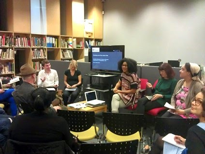 10 2014 Research network Helen Couchman_Gemma Romain_Emma Chambers_Caroline Bressey INIVA
