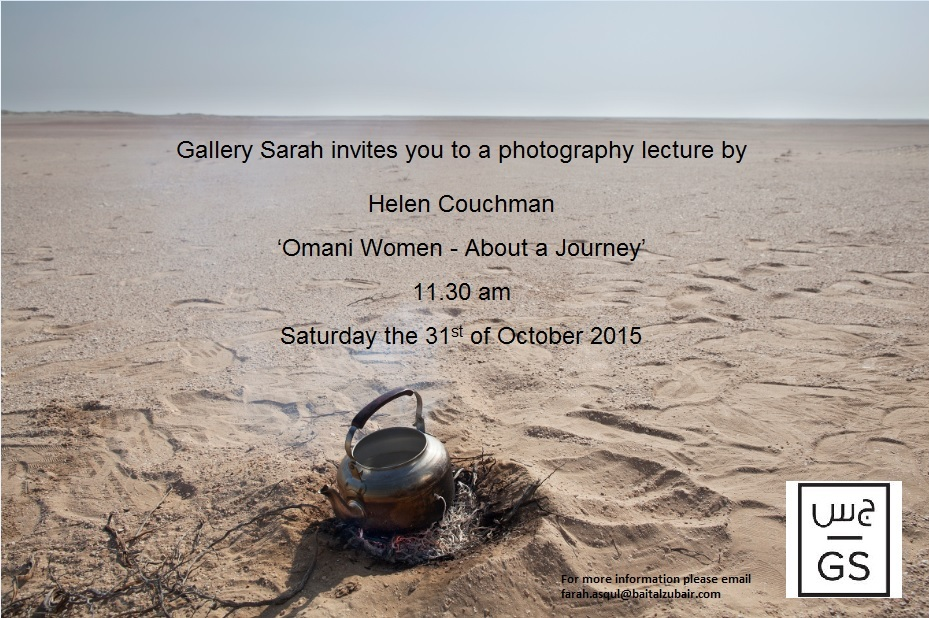 Helen Lecture Invite, 31 October 2015