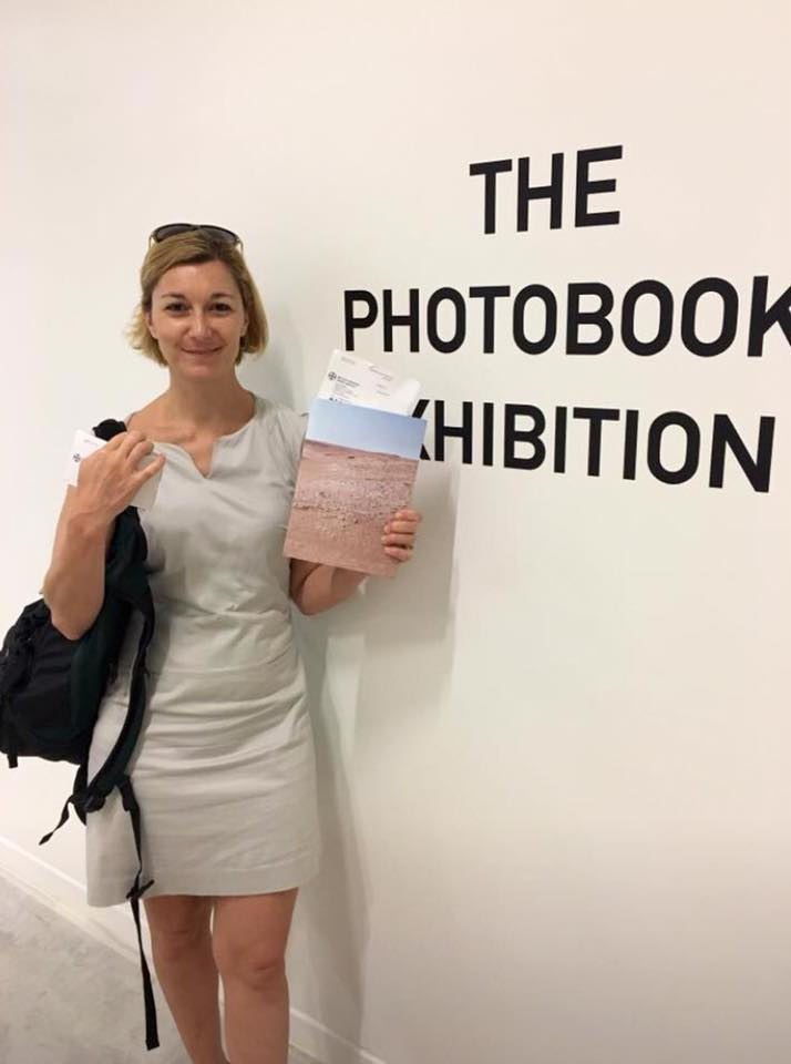 Thanks to Jasmine for making it to see Omani Women at The Photobook Exhibition at The Benaki Museum, Athens